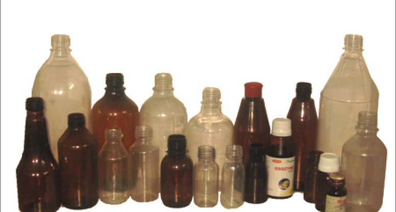Pharmaceutical Glass Bottle