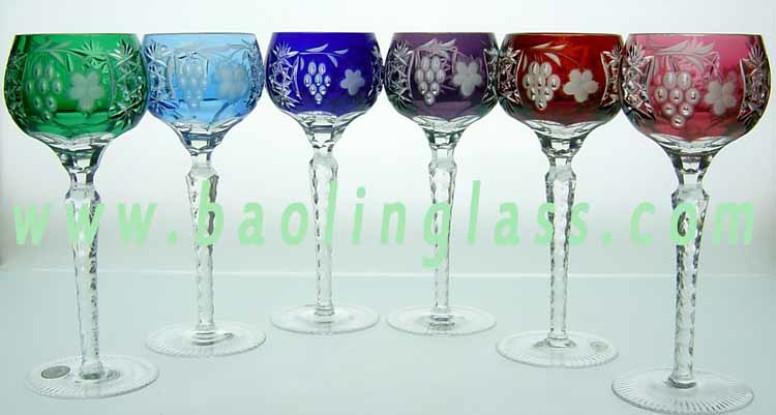 marsala-hock-wine-glasses goblet wine glass factory
