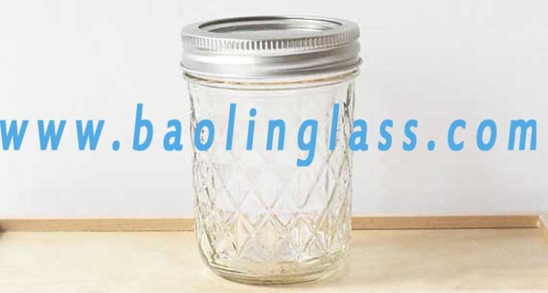 quilted mason jar - China supplier
