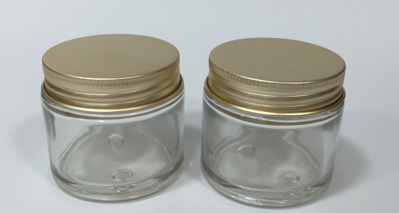 70g 70ml cosmetic glass jar