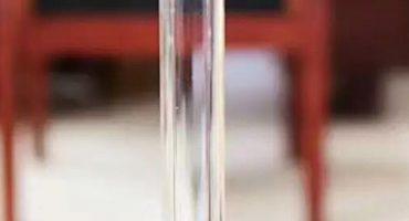 100ml tube wine glass