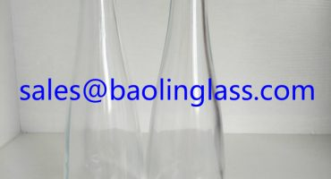 330ml glass material mineral /pure water glass bottle