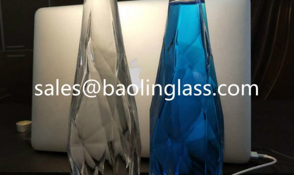 330ml Natural Mineral Water Glass Bottle